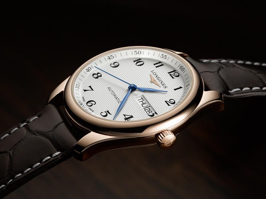 Elegante Uhr von Longines: The Longines Master Collection