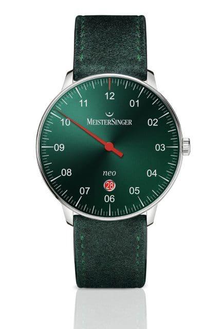 Meistersinger: Neo Plus in Rensing Green