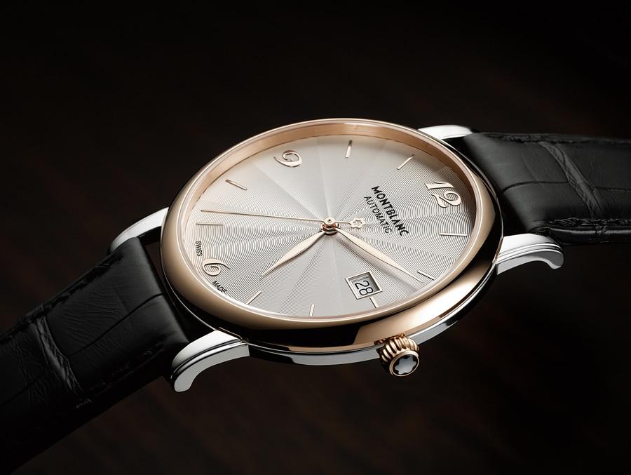 Dritte Uhr im Vergleichstest: Montblanc Star Classique Date Automatic