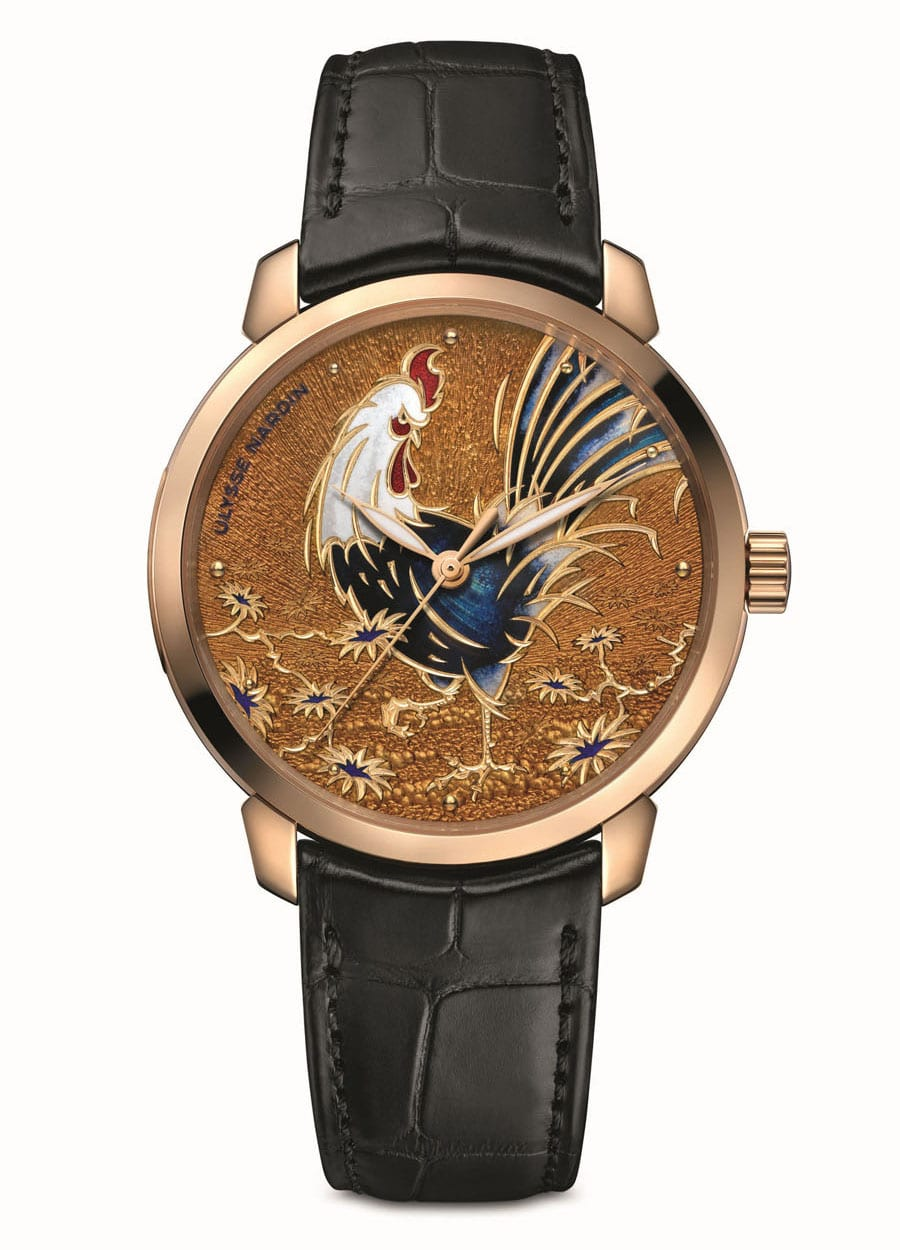 Ulysse Nardin: Classico Rooster