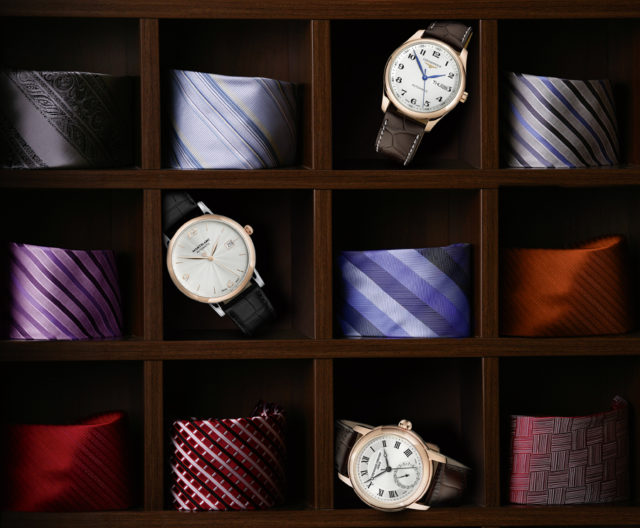 Das UHREN-MAGAZIN vergleicht elegante Uhren: Frédérique Constant Classic Manufacture, Longines Master Collection und Montblanc Star Classic Date Automatic