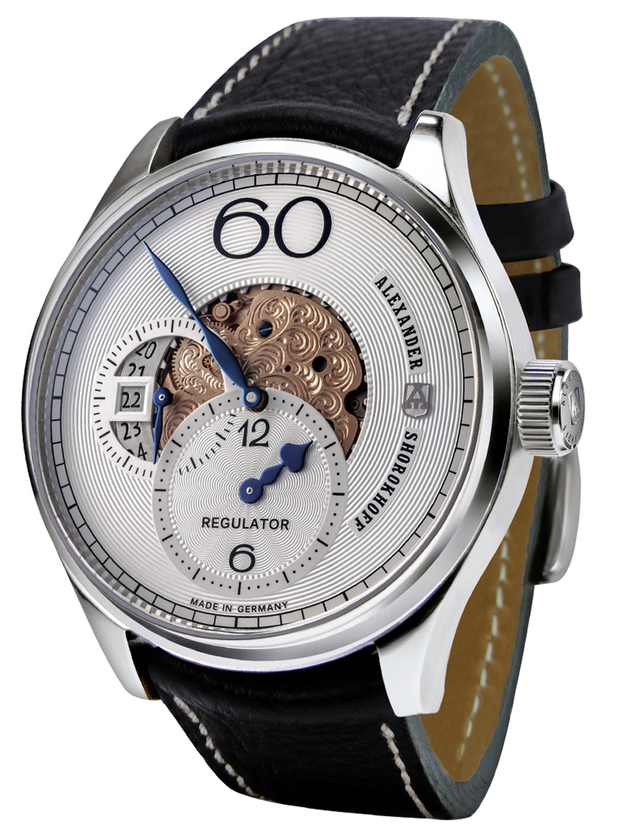 Alexander Shorokhoff: Avantgarde Regulateur R02