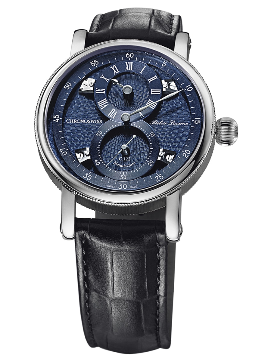 Chronoswiss: Sirius Flying Regulator
