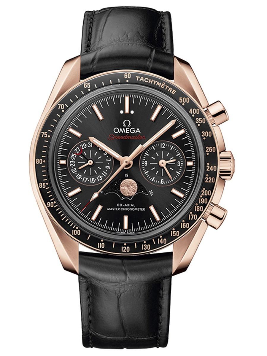 Omega: Speedmaster Master Chronometer