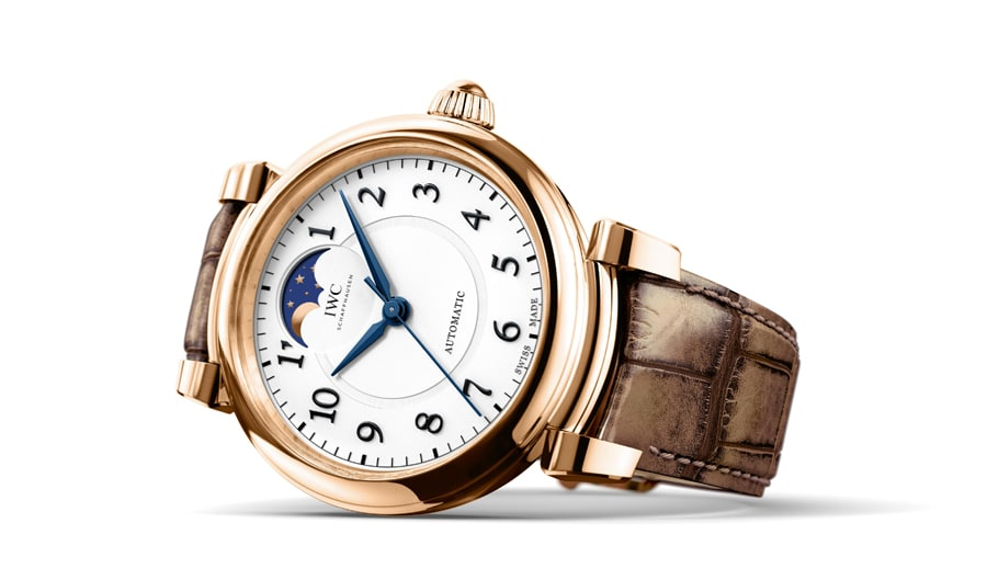 IWC: Da Vinci Automatic Moon Phase 36