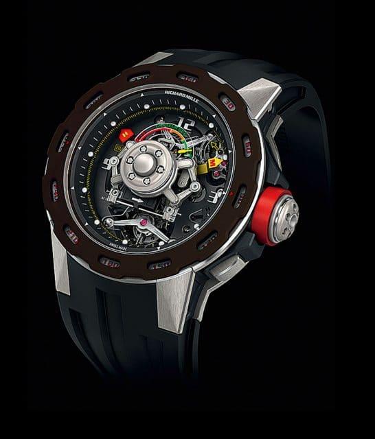 Richard Mille: RM 36-01 G-Sensor Sébastien Loeb