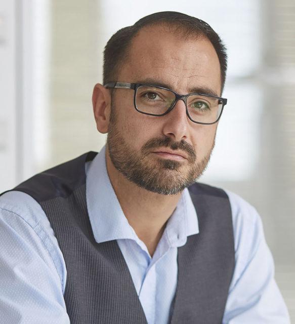 Alexander Krupp, Redakteur Chronos