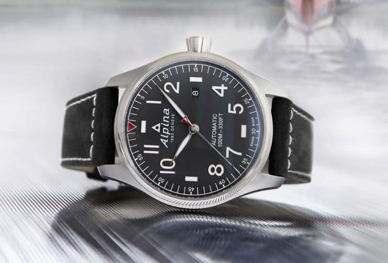 Alpina: Startimer Pilot Automatic
