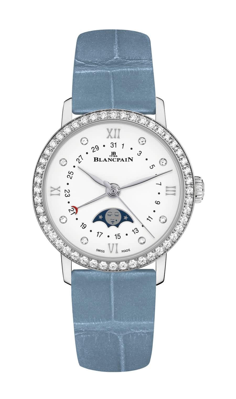Blancpain: Villeret Women Quantième à Phase de Lune