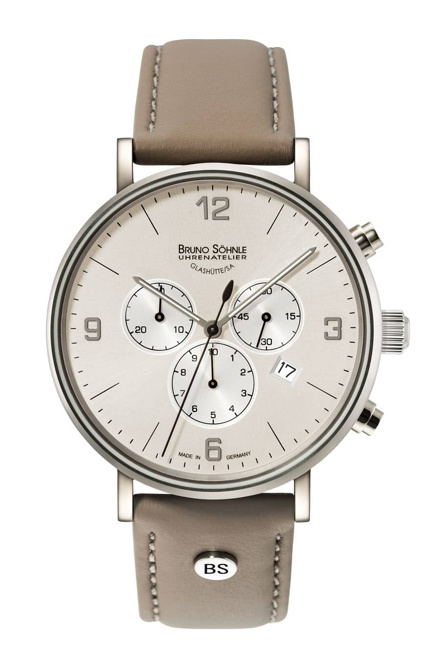 Die 5 schönsten neuen Uhren von Bruno Söhnle