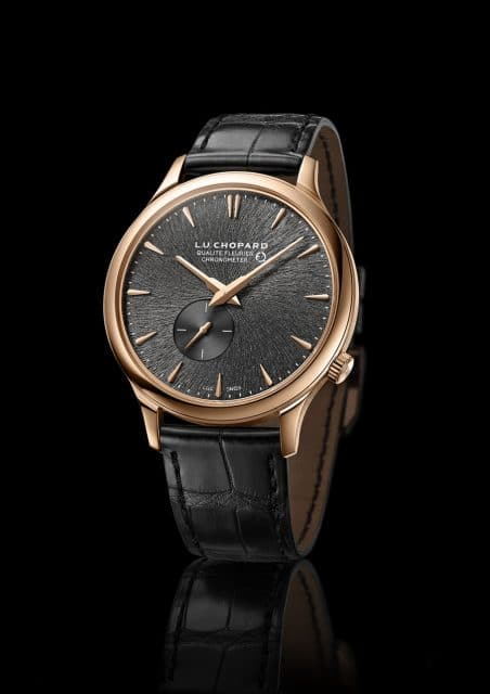 Chopard: L.U.C XPS Twist QF Fairmined