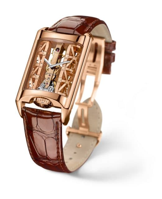 Corum: Golden Bridge Stream