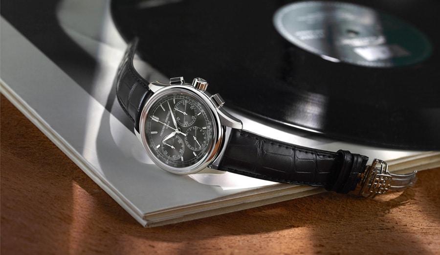 Frédérique Constant: Flyback Chronograph Manufacture