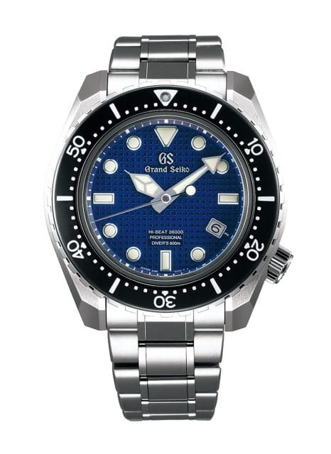 Grand Seiko: Automatic Hi-Beat Professional Diver`s Limited Edition