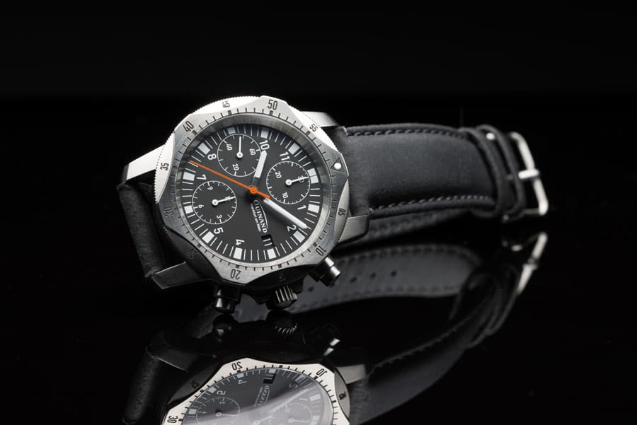 Guinand: Flieger-Chronograph SFL