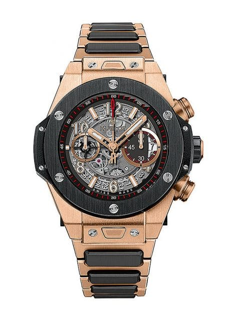 Hublot: Big Bang Unico Bracelet
