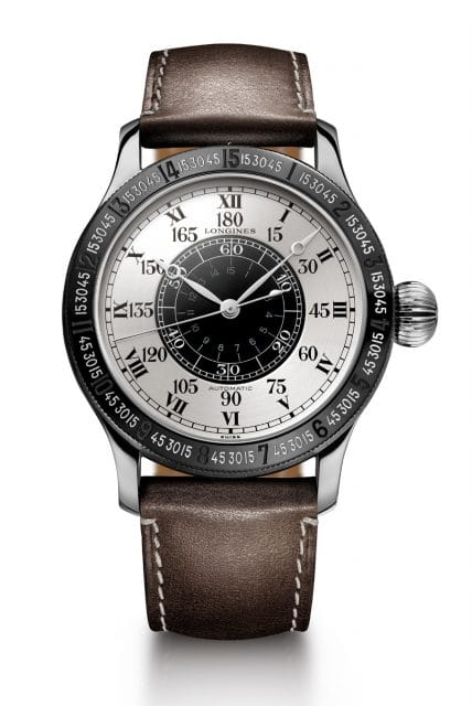 Longines: The Lindbergh Hour Angle Watch 1927-2017 90th Anniversary