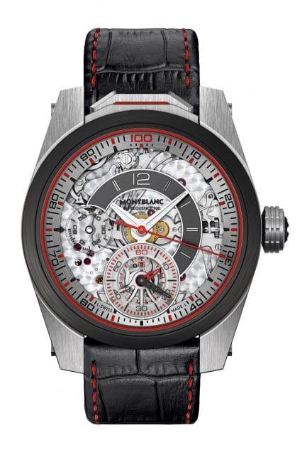 Montblanc: TimeWalker Chronograph 100