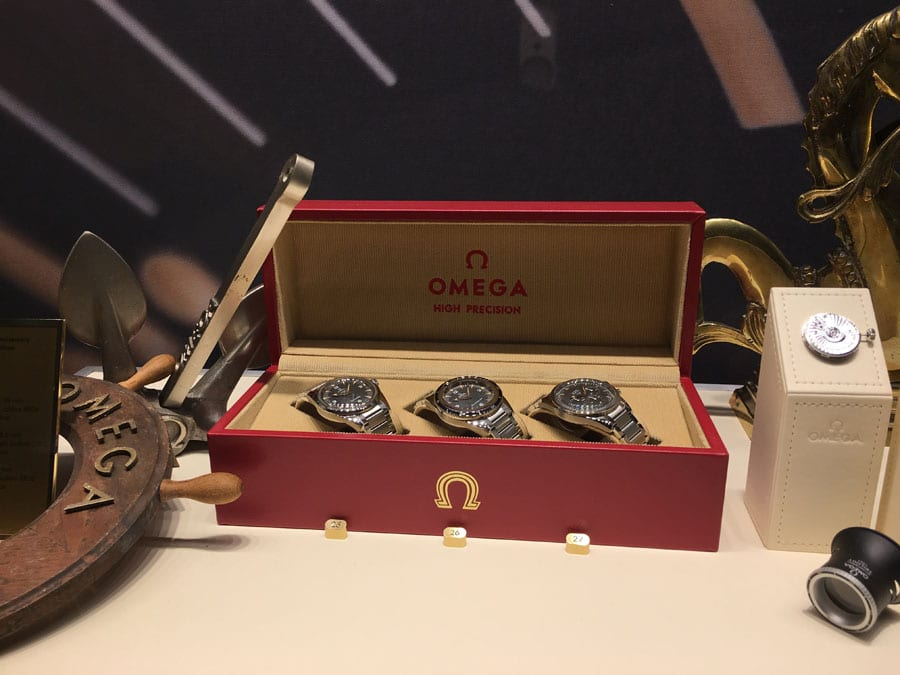 Omega: 1957 Triology Limited Edition