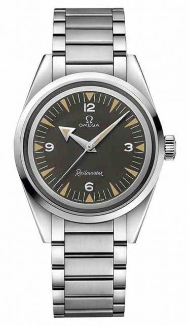 Omega: Railmaster 60th Anniversary Limited Edition Master Chronometer 38mm