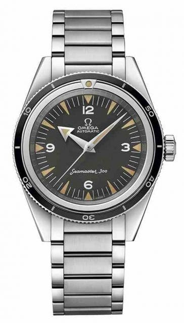 Omega: Seamaster 300 60th Anniversary Limited Edition Master Chronometer 39mm