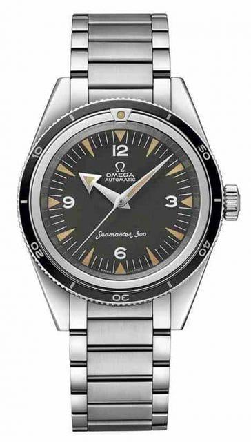 Omega: Seamaster 300 60th Anniversary Limited Edition Master Chronometer 39mm