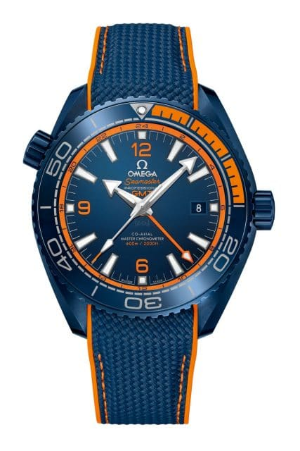 "Omega: Seamaster Planet Ocean ""Big Blue"""