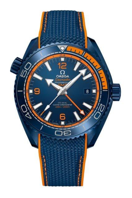 "Omega: Seamaster Planet Ocean ""Big Blue"""