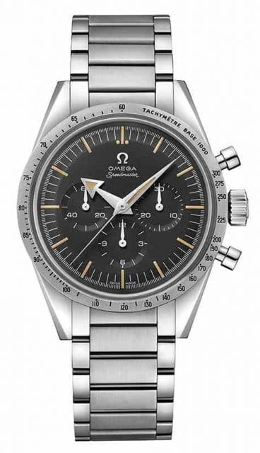 Omega: Speedmaster 60th Anniversary Limited Edition 38,6mm
