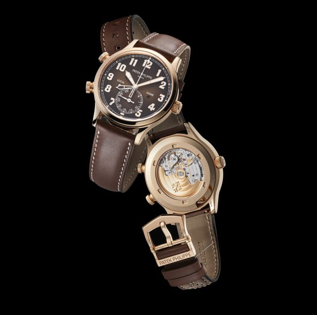 Patek Philippe: Calatrava Pilot Travel Time