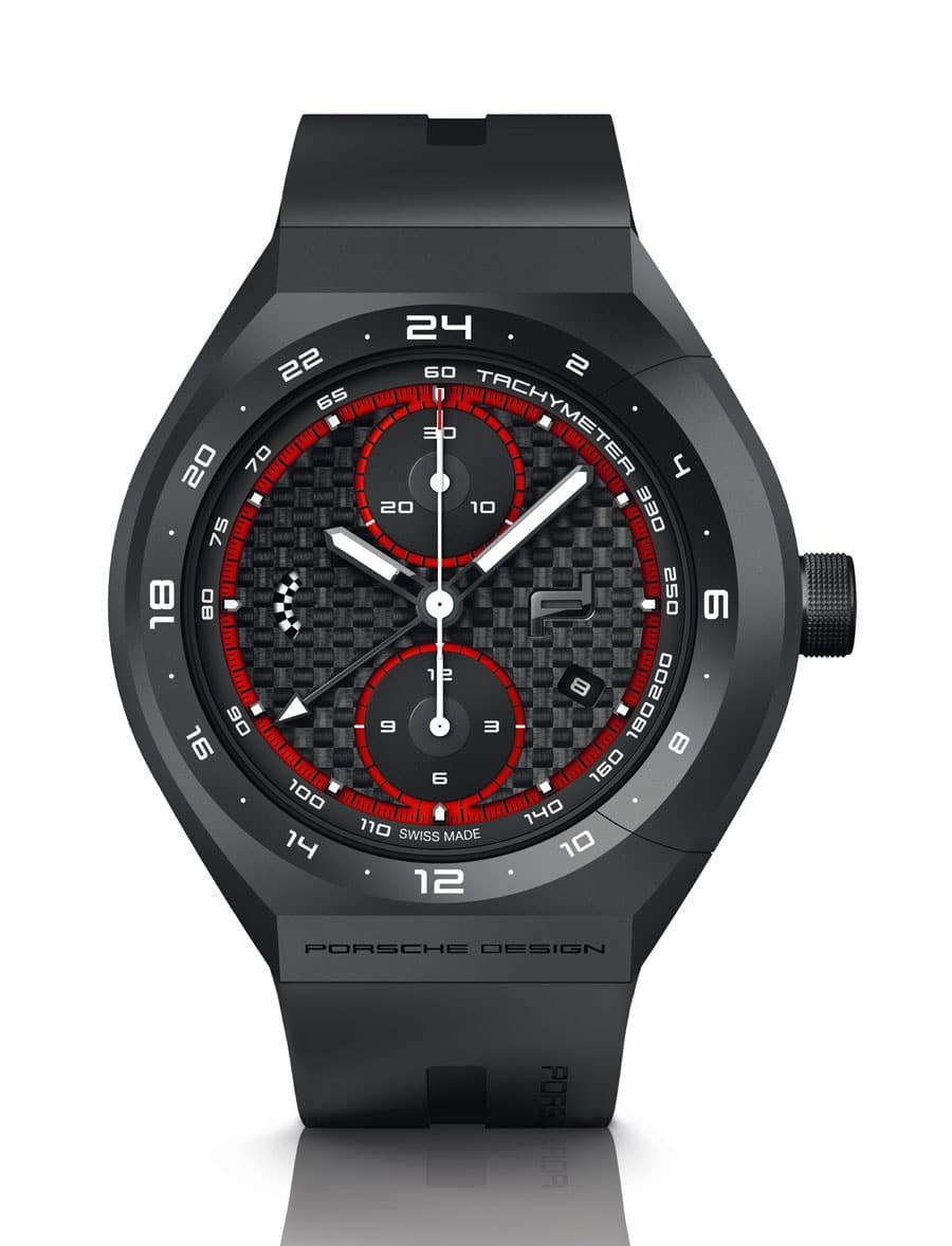 Porsche Design: Monobloc Actuator 24H-Chronotimer Limited Edition