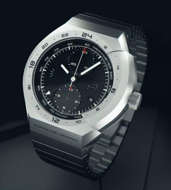 Porsche Design: Monobloc Actuator Titan Chronograph