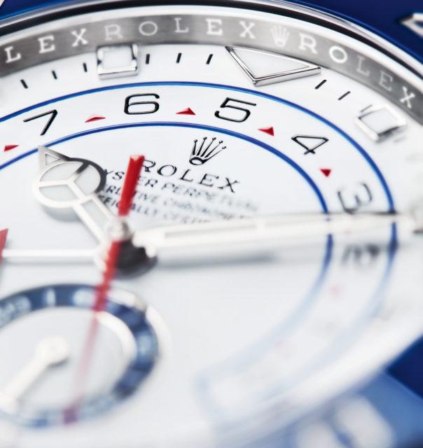 Rolex hat das Zifferblatt der Oyster Perpetual Yacht-Master II überarbeitet