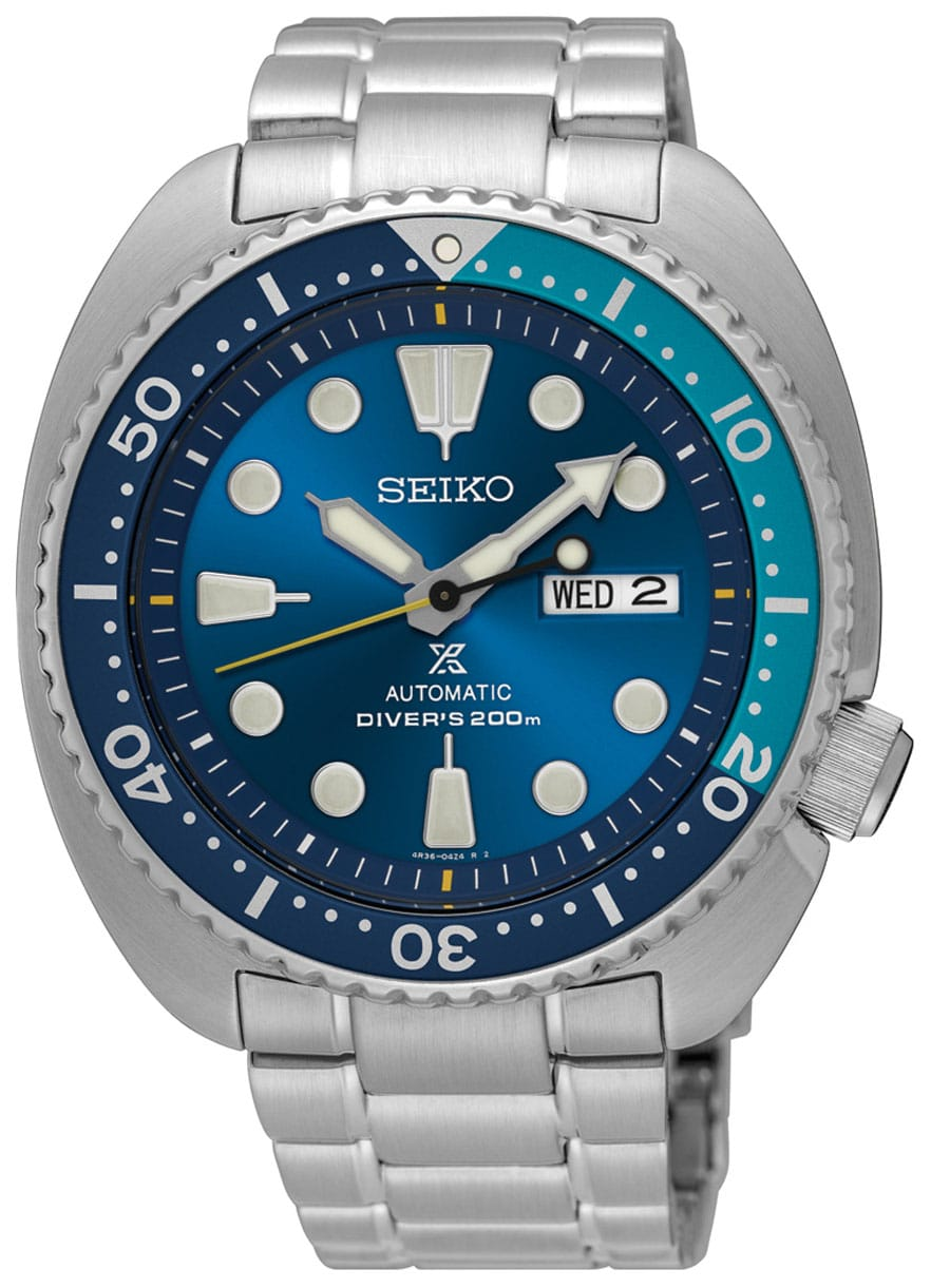 Prospex Automatic Diver's Limited Edition Referenz SRPB11K1