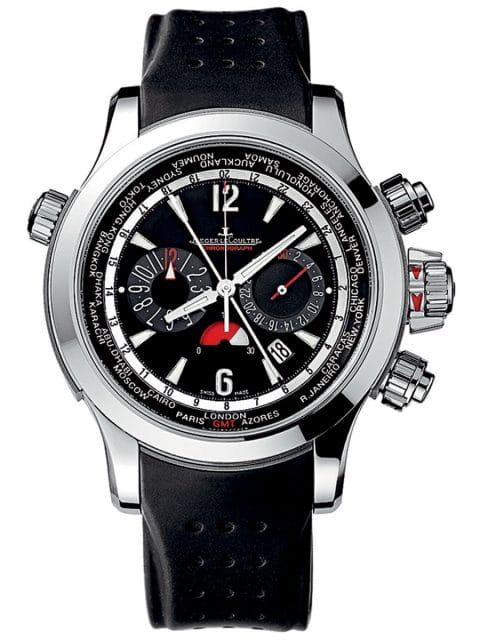 Jaeger-LeCoultre: Master Compressor Extreme World Chronograph