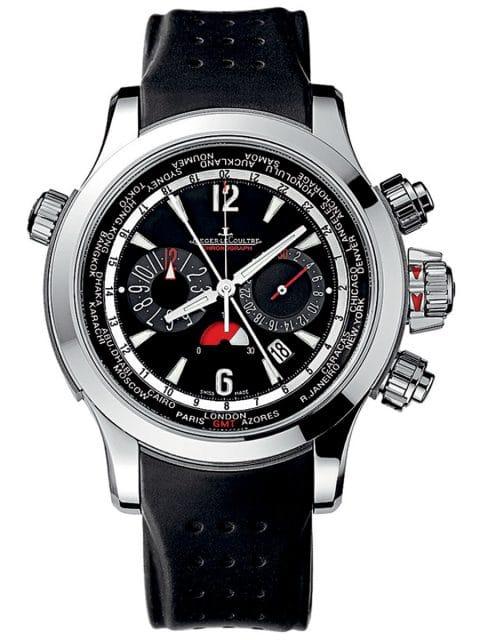 Jaeger-LeCoultre: Master Compressor Extreme World Chronograph
