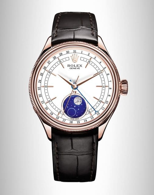 Rolex: Cellini Moonphase