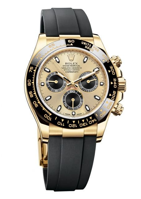Rolex: Oyster Perpetual Cosmograph Daytona in Gelbgold