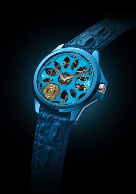 "Artya: Son of a Gun Russian Roulette ""Blue Blood"""