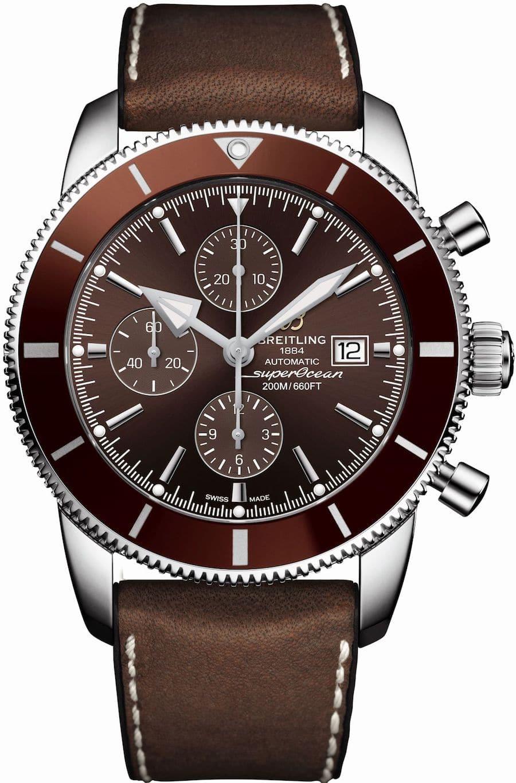 Breitling Superocean Héritage-II-Chronographe 46 bronze