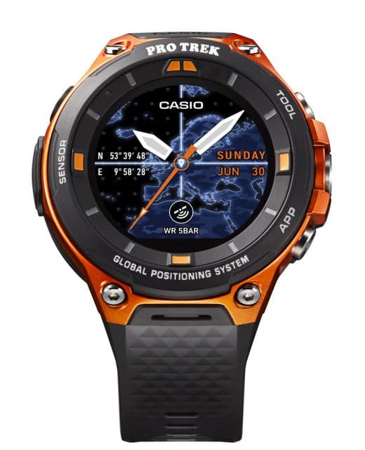 Casio: Pro Trek WSD-F20