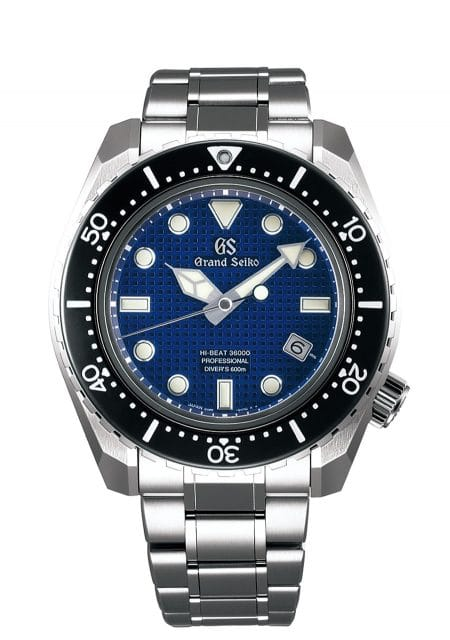 Grand Seiko: Hi-Beat 36000 Professional 600m Diver's