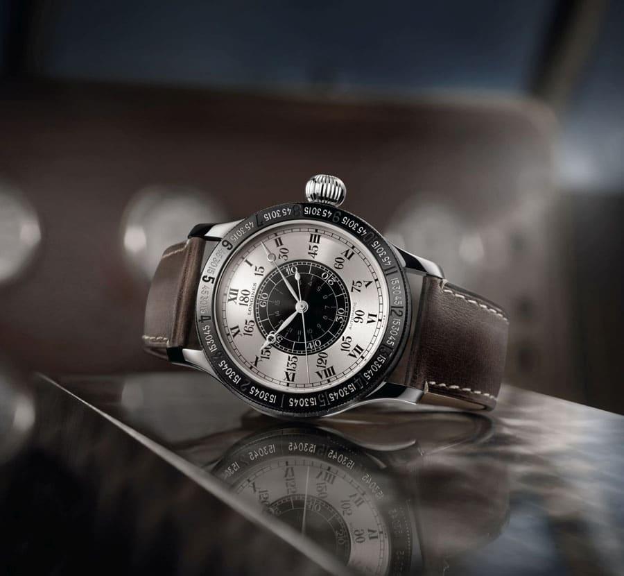 Longines: The Lindbergh Hour Angle Watch – 90th Anniversary