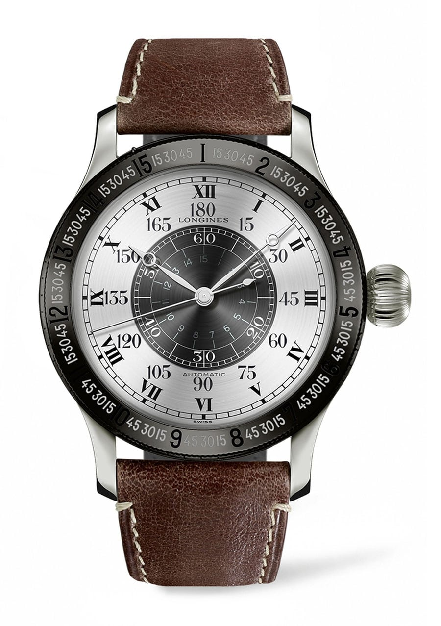 Longines: The Lindbergh Hour Angle Watch – 90th Anniversary