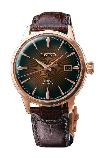 Seiko: Presage Cocktail Time