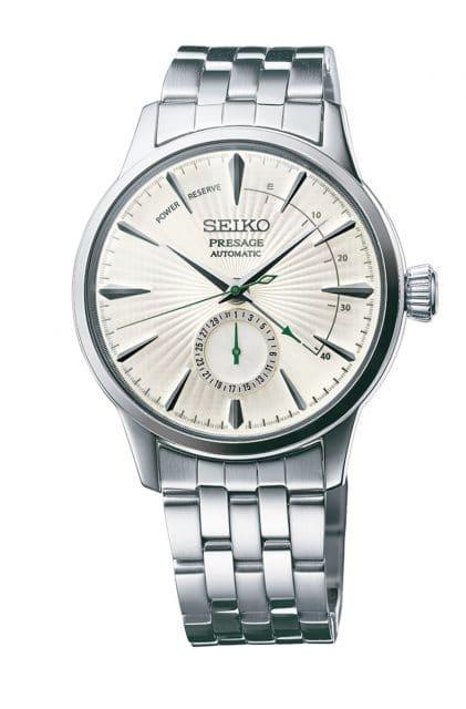 Feine Mechanik einer wahren Uhrenmanufaktur: Seiko Presage Automatik SSA341J1