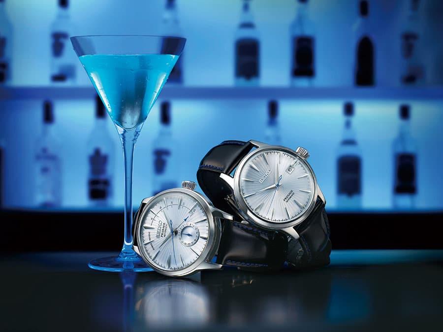 Von der Cocktailbar ans Handgelenk: Seiko Presage Automatik SSA343J1 und SRPB43J1