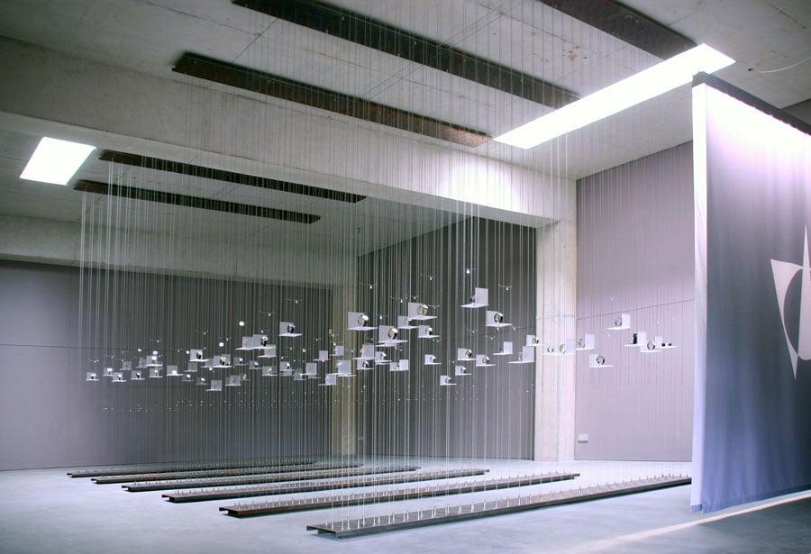 Im Stowa-Museum stellt Schauer 75 historische Modelle aus