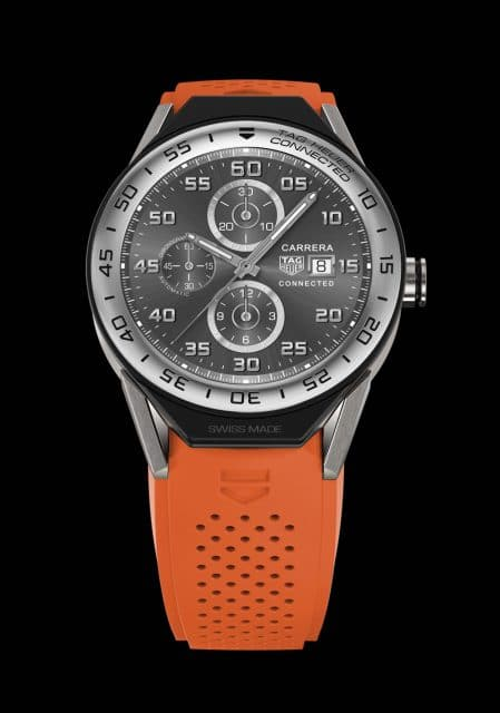 TAG Heuer: Connected Modular 45