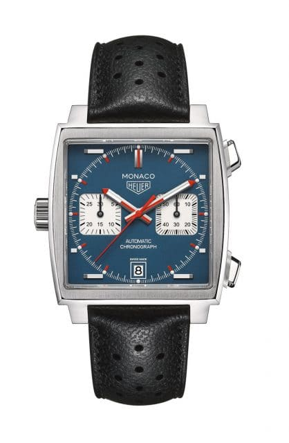 TAG Heuer: Monaco Calibre 11, Red Dot Designpreis 2017